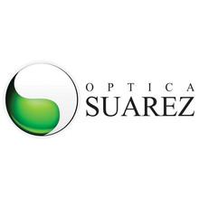 Logotipo Optica Suarez