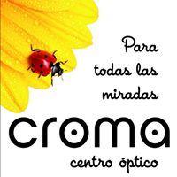 Logotipo CENTRO OPTICO CROMA