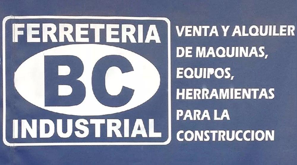 Logotipo Ferretería BC Industrial