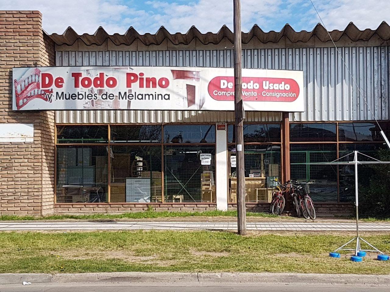 De Todo Pino Directorio Pampeano # Muebles Todo Pino
