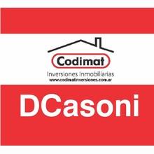 Logotipo de Daniel Casoni Codimat Inversiones