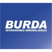 Logotipo Burda Propiedades