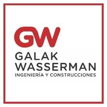 Logotipo de Galak Wasserman Ingenieria Y Construcciones