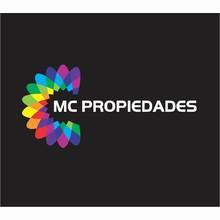 Logotipo de Mc Propiedades