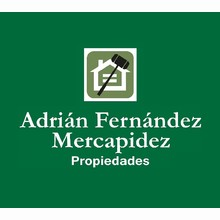 Logotipo Adrian Fernandez Mercapidez Propiedades