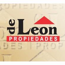 Logotipo de De Leon Propiedades