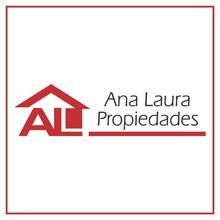 Logotipo de Ana Laura Propiedades
