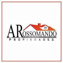 Logotipo de Alejandro Rossomando Propiedades