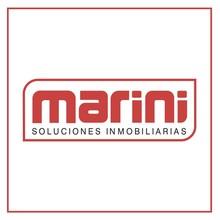 Logotipo Marini Soluciones Inmobiliarias