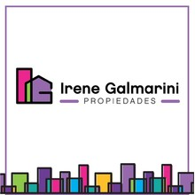 Logotipo de Irene Galmarini Propiedades