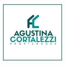 Logotipo Agustina Cortalezzi Propiedades