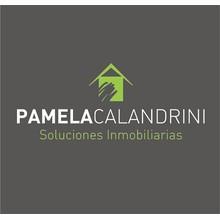 Logotipo Pamela Calandrini Soluciones Inmobiliarias