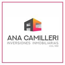 Logotipo Ana Camilleri Propiedades