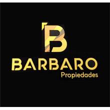 Logotipo de Barbaro Propiedades
