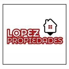 Logotipo Lopez Propiedades