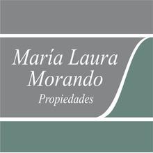 Logotipo María Laura Morando Propiedades