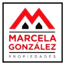 Logotipo de Marcela González Propiedades