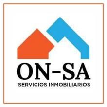 Logotipo On-sa Servicios Inmobiliarios