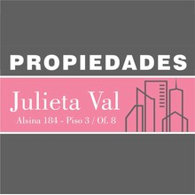 Logotipo de Julieta Val