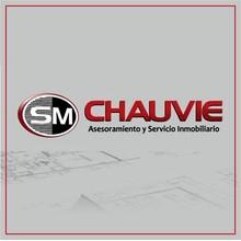 Logotipo Sm Chauvie Propiedades