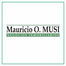 Logotipo Mauricio O. Musi Negocios Inmobiliarios