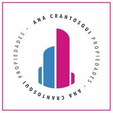 Logotipo Ana Crantosqui Propiedades
