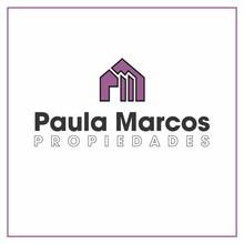 Logotipo de Paula Marcos Propiedades