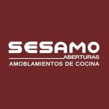 Logotipo Sesamo Aberturas
