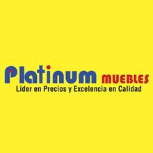 Logotipo Platinum Muebles