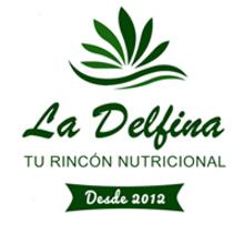 Logotipo Dietética La Delfina
