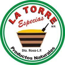 Logotipo La Torre Especias