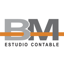 Logotipo Bm Estudio Contable