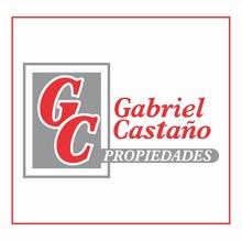 Logotipo Gabriel Castaño Propiedades