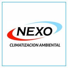 Logotipo Nexo Climatizacion