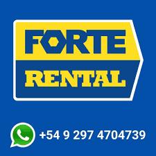 Logotipo de Forte Rental