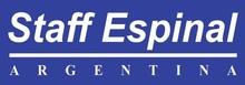 Logotipo Staff Espinal