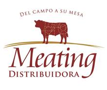 Logotipo de Meating