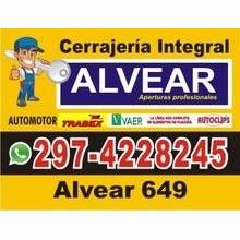 Logotipo de Cerrajeria Alvear