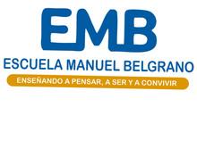 Logotipo de Escuela Manuel Belgrano