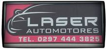 Logotipo de Laser Automotores