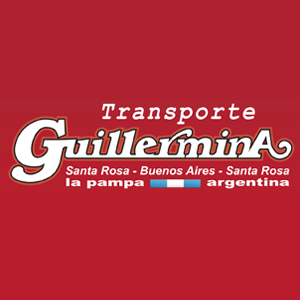 Logotipo Transporte Guillermina