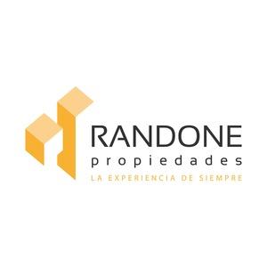 Logotipo Randone Propiedades